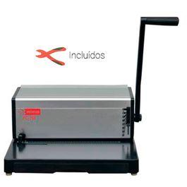 Encuadernadora manual de espiral Intimus PC-250